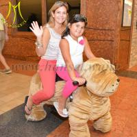 Wholesale Hansel battery operated electric animal rides for mall from china suppliers