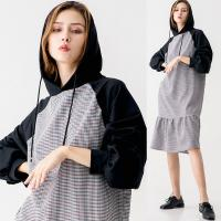 Wholesale Fall Clothing Sweatshirt and Hoodie Dress For Women from china suppliers
