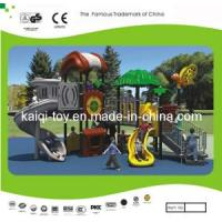 Wholesale Children Favourite Tree House Series Outdoor Playground Equipment (KQ10055A) from china suppliers