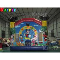 Wholesale Dis neyland  Bouncer inflatable jumper inflatable house Inflatable Bouncer Castle KBO137 from china suppliers