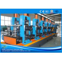 Buy cheap High Frequency Steel Pipe Production Line 165mm Diameter Pipe ISO Certification from wholesalers