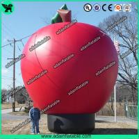 Wholesale Giant Inflatable Apple Model Advertising Inflatable Fruits from china suppliers