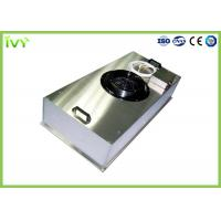 Wholesale SUS304 FFU Fan Filter Unit ISO Class 5 Clean Grade For Ultra Clean Space from china suppliers