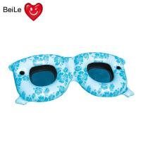 Wholesale Pool party inflatable sunglasses pool float from china suppliers