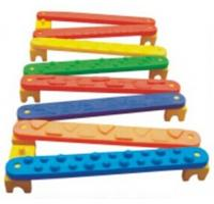 Wholesale Kids sports balance beam ,sensory integration training plastic toys from china suppliers