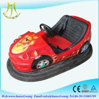 Wholesale Hansel high quality children indoor play park bumper car from china suppliers