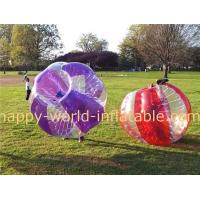 Wholesale loopy ball , bubble soccer ball , body bumper ball , body zorb ball from china suppliers