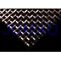 "Wholesale Antique Black 1/2"" Decorative Metal Mesh Panels Bright Surface With Clear View from china suppliers"
