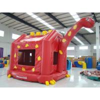 Wholesale Outdoor Commercial Animal Inflatable Castle Residential Inflatable House from china suppliers