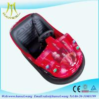 Wholesale Hansel fiber glass kids battery bumper car from china suppliers