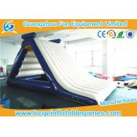 Wholesale FamilyInflatable Floating Water Slide Theme Parks Giant Water Park Slides from china suppliers