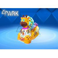 Quality Fantastic Deer Park Baby Rocking Car Game Machine With Clever Music for sale