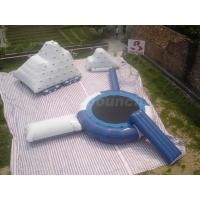 Buy cheap water trampoline combo(10) TRC07 from wholesalers