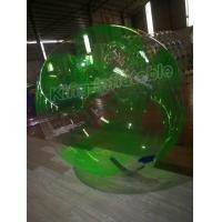 China Colourful Lead Free Inflatable Water Walking Ball With Durable Zipper on sale
