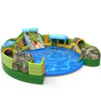 Wholesale Summer best selling Inflatable water trampoline park from china suppliers