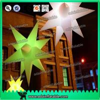 Wholesale 1.5m Color customized Event Hanging Decoration Inflatable Star from china suppliers