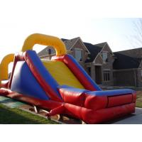 China BS64 Inflatable fun slide on sale