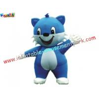 Quality Cute Advertising Inflatable Cartoon rip-stop nylon material for sale