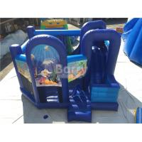 Wholesale Customized Inflatable Bouncer / Inflatable Bouncy Castle With Slide from china suppliers