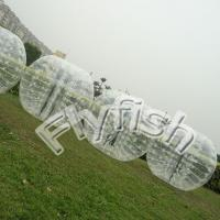 Wholesale inflatable soccer bubble from china suppliers