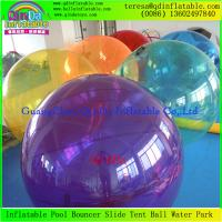 Wholesale Hot Sale Water Walking Ball Inflatable Walking Balls Walker Walk On Water Plastic Orbs from china suppliers
