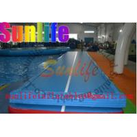 Wholesale inflatable gym air sealed quality air track from china suppliers