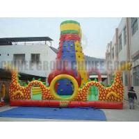 Buy cheap inflatable climbing, Inflatable sport climbs ,inflatable roc from wholesalers