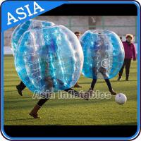 Wholesale Colorful Inflatable Bumper Ball , Bubble soccer , Inflatable ball suit , Wholesale ball pit balls from china suppliers