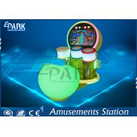 China 180W Drum Game Machine For Kids / Coin Operated Arcade Machines Innovation Mode on sale