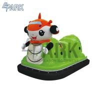 Wholesale 50AH Battery Caterpillar Bumper Car For Kids  Flexible And Stable from china suppliers