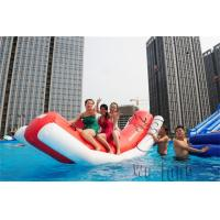 Wholesale Funny Adults Giant Inflatable Water Toys / Ocean Water Slide from china suppliers