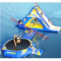 Wholesale Aqua inflatable water game , inflatable water park , inflatable water sports from china suppliers