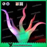 Wholesale Club Event Decoration Inflatable Arch Attractive With LED Changing Light from china suppliers