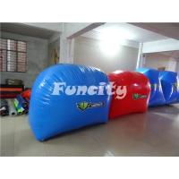 Wholesale Custom Paintball Bunker Inflatable Sport Games for 10 Person 68PC from china suppliers