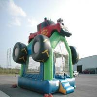 Wholesale Commercial 0.55mm PVC Inflatable bouncer, Inflatable Bouncy House YHB-058 for Kids from china suppliers