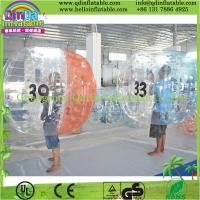 China Bubble Soccer Ball / Inflatable Body Zorb / Bubble Bumper for Kids on sale