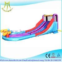 Wholesale Hanselgmif-04 bouncy inflatable castle,large inflatable pools,water slides from china suppliers