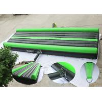 Wholesale Commercial Inflatable Gymnastics Equipment Tumble Track Trampoline / Mat For Exercise from china suppliers