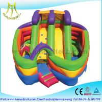 Wholesale Hansel 2015 inflatable obstacle on land, inflatable colorful obstacle from china suppliers
