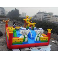 Wholesale Inflatable Children Playground (AMU-08) from china suppliers