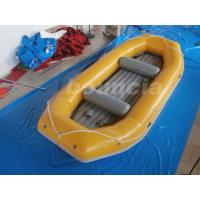 Wholesale Yellow 2.0mm Thick Inflatable River Rafting Boat For Rental Business from china suppliers