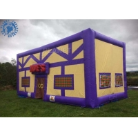 Wholesale customized outdoor giant inflatable irish pub inflatable bar tent for party rental from china suppliers