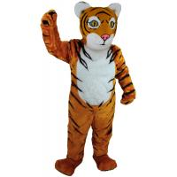 Wholesale ZB 09 vinne the pooh fur costume from china suppliers