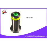 China Flashing Led Lights Parking Stainless Steel Bollards For Government Agency on sale