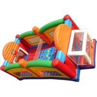 Buy cheap A novel Inflatable Volleyball Court for beach or garden from wholesalers