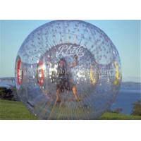 Wholesale Beautiful Funny Human Inflatable Bumper Bubble Ball Clear Versatile EN71 from china suppliers
