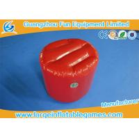 Wholesale Inflatable Customized PVC Tarpaulin Chair / Table Provide For Inflatable Products from china suppliers