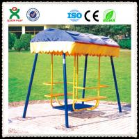 Wholesale Garden Swing Chair With Tent / Children and Adults Swing Chair for Park QX-100C from china suppliers