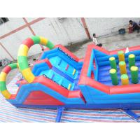 Wholesale Rainbow Inflatable Obstacle (CYOB-02) from china suppliers