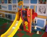Wholesale Children Wood Slides Restaurant Palyground (OL-05407) from china suppliers